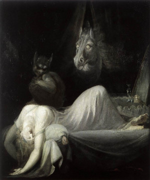 sleep paralysis,is lucid dreaming scary,nightmare,