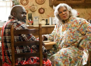 Tyler Perry And Madea On The Run
