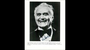 red skelton autographed 8x10 photo