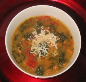 Italian White Bean and Sausage Soup Recipe