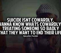Bullying Suicide Prevention 602645 Quotes picture
