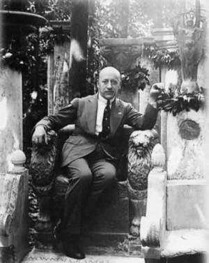 Beatitudine Gabriele D'Annunzio