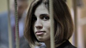 Pussy Riot: Nadezhda Tolokonnikova is 'missing' in the Russian ...