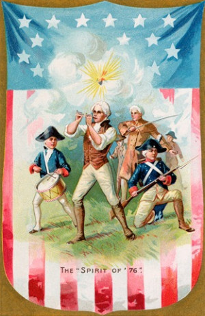 ... write a post about my ancestors who are Revolutionary War patriots