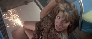 Photo of Sandra Bullock, who portrays Annie Porter , from