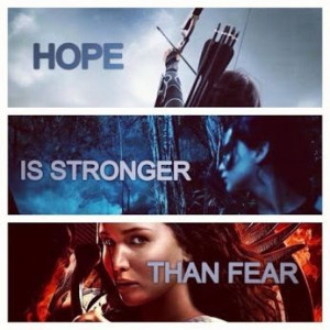 Hunger Games Quote / President Snow / Catching Fire / Katniss