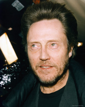Christopher Walken Funny Quotes