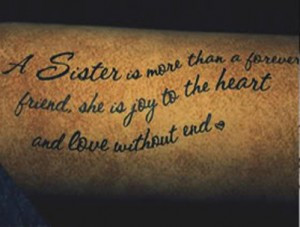 The Usage Of Inspirational Quotes About Death Of A Sister As A Good ...