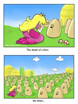 The Death of a Hero