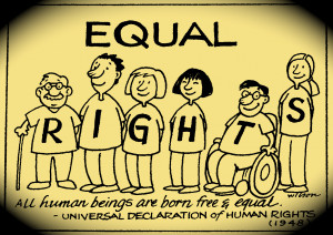 Equal Rights – CALM