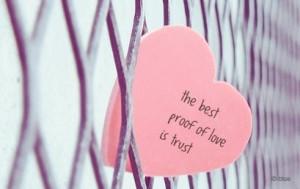 ... korean, love, paper, proof, quote, text, trust, trust proof love, wow
