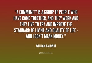 Quotes About Community Working Together