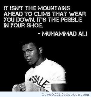 ali quote on friendship muhammad ali quote on courage muhammad ali ...