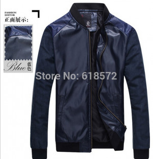 men 39 s hooded letterman jacket with leather sleeve china jackets for