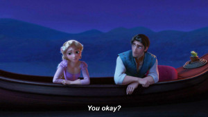 Tangled Quotes About Dream I was watching tangled with my