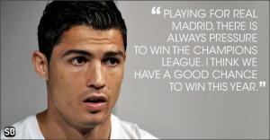 Cristiano ronaldo quotes, cristiano ronaldo soccer quotes, ronaldinho ...