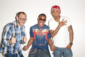 terry richardson x pharrell x lupe fiasco