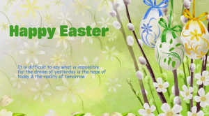 Happy Easter Day Messages 2014