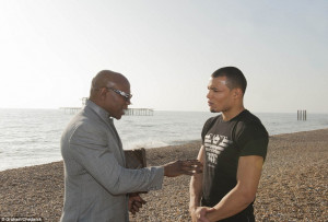 CHRIS EUBANK: I was not a doting father. The only way to build a ...