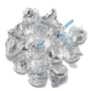 Hershey Kisses 25 LB Bulk Case