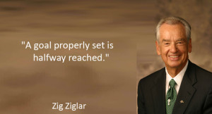grown up in a turbulent and difficult time, Zig Ziglar's great ...