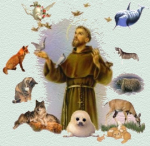 St Francis of Assisi: Patron Saint of Animals