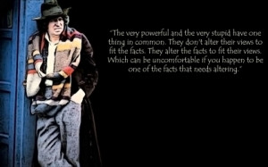 quotes fourth doctor tom baker doctor who 1680x1050 wallpaper Art HD ...