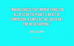 Quotes About Making Choices...