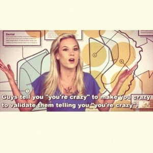 Girl Code. Jessimae Peluso is the best.