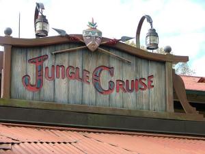 Jungle Cruise at Walt Disney World Adventureland Magic Kingdom