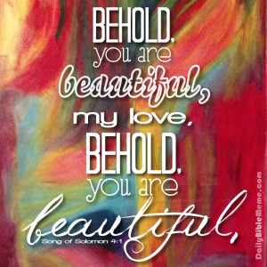 Song of Solomon 4:1