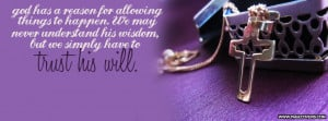 Showing Gallery For Facebook Cover Photo Quotes About God