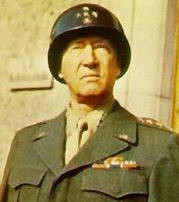 real fighter, and war hero, George Patton could have turned the tide ...
