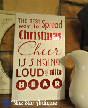 Christmas: Here's Your Sign