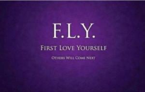 Saturday Quote: F.L.Y.
