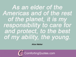 Elderly Quotes Sayings
