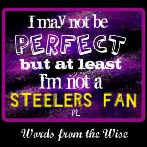 Baltimore Ravens! Can't wait!