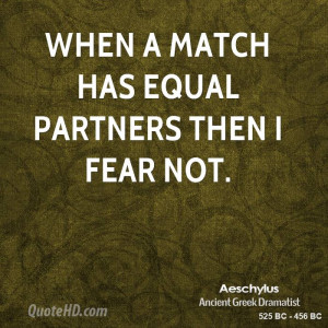 Aeschylus Quotes