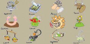 Funny Zodiac Signs Horoscopes