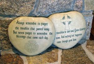 irish prayers for strength