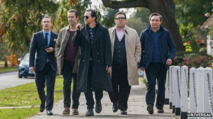 Edgar Wright contemplates The World's End