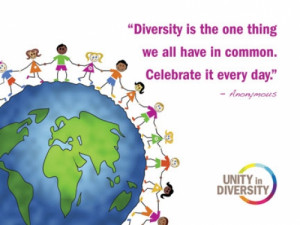 Unity in Diversity Poster Series