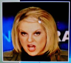 Nancy Grace says pot makes you fat and lazy. Why you fat Nancy?