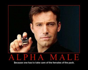 The Definition of an Alpha Male