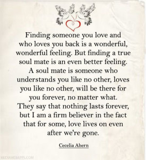 love your soul mate quotes quotesgram