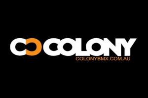 Colony BMX Logo