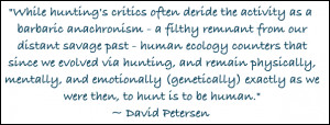 Aldo Leopold Hunting Quotes