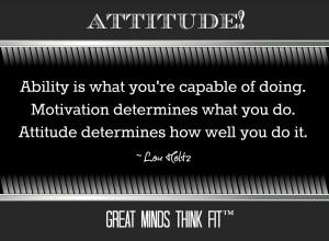 Attitude Quotes 1 - 10