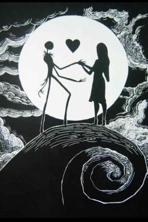 Posts related to nightmare before christmas pictures jack sally