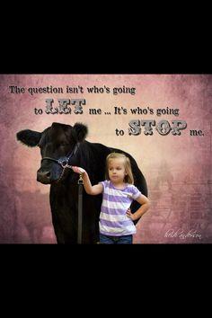 Cattle girl More
